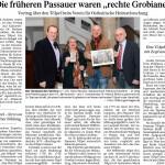 """Die früheren Passauer waren """"rechte Grobiane"""""""