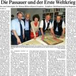 Die Passauer und der Erste Weltkrieg