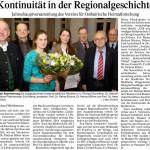 Kontinuität in der Regionalgeschichte