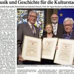 Bilder, Musik und Geschichte für die Kulturstadt Passau